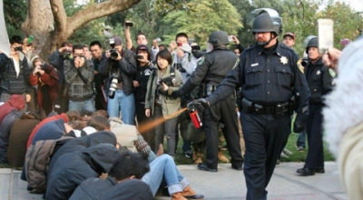 Syria, Waco, Occupy, and Los Angeles OccupyWallStreetPoliceBrutality